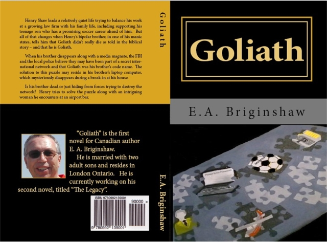 Goliath - Front and Back Covers